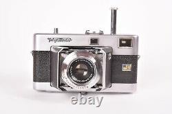 Appareil photo Voigtlander Vitessa avec objectif Color Skopar f/3.5 50mm