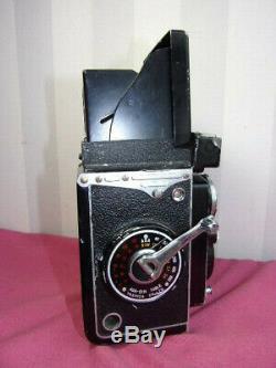 Appareil photo Yashica Mat (Copal-MXV) vers 1957