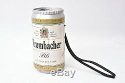 Appareil photo bière. Beer can camera. Krombacher. Bon état