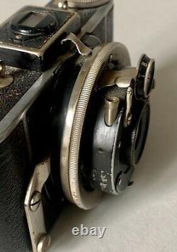 Appareil photo collection Ihagee Parvola objectif Ihagee Anastigmat 4,5 f 70