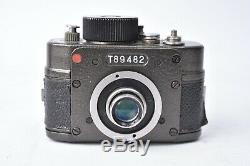 Appareil photo espion F-21 KGB. Ensemble complet. Bel état. #T89482