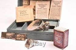 Appareil photo espion The Ticka watch ticka ticka Houghton. Très bon état