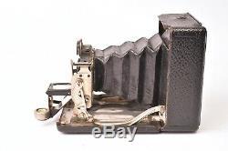Appareil photo folding Ica Atom format 4,5 x 6 cm avec objectif f/6.8 90mm