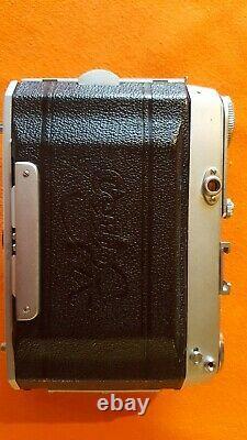 Appareil photo rangefinder CERTO-SIX (6x6) rare et état exeptionnel