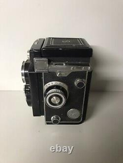 Appareil photo reflex vintage très bonne condition Yashica Mat 124 ancien Japon