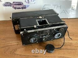 Appareil photo stereoscopique stereo ICA Polyscop