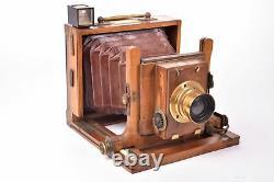 Appareil photographique 9x12 M. FETTER