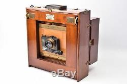 Appareil photographique Gaumont Folding-Block-System Grand Prix 1900