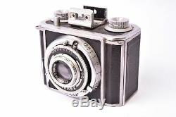 Appareil photographique Mimosa I avec objectif triplan f/2.8 50mm