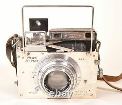 Appareil photographique PLAUBEL Makina III avec objectif Anticomar f/2.9 100mm