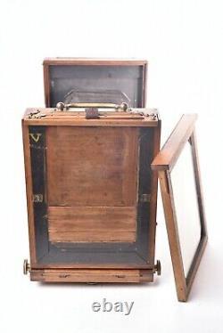 Appareil photographique Reygondaud 13 x 18 cm