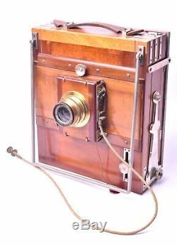 Appareil photographique carrée 13x18 cm