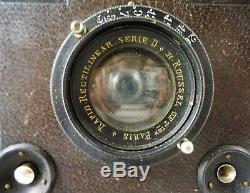 Appareil photographique détective PAG Roussel réf / camera