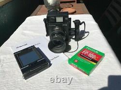 Appareil photographique instantané POLAROID 600SE en bon état