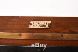 Appareil photographique stéréoscopique Gilles, format 9x18 cm