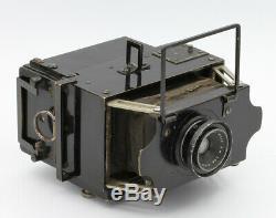 Appareil reporter à tendeur en format 4,5 x 6 cm Straight-Warehouse France 1910