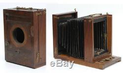 Appareils Photo Anciens Collodion Circa 1880