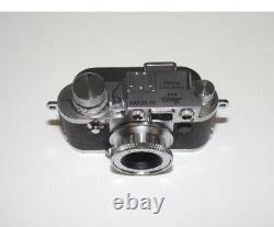 Argentique Rare Mini Appareil Photo Ancien Leica Minox En Boite D'origine
