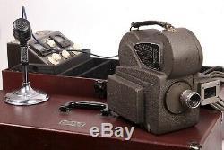 Auricon Ciné-Voice 16 mm sound on film camera