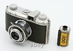 BABY LYNX Pontiac Objectif Som Berthiot Paris Flor 3,5/50mm Paris France 1950