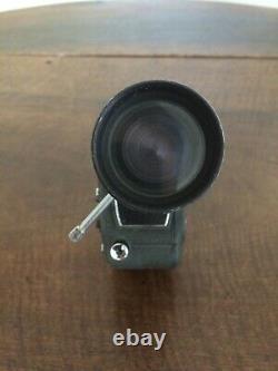 BEAULIEU MR8 + Zoom ANGENIEUX F=7,5 / 35 mm
