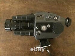 BEAULIEU S 2008 + Zoom Angenieux Type 8x8 B