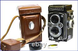 BEAU ROLLEIFLEX 3.5B MX-EVS (type 1) TESSAR 13,5 75mm