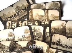 BELLE VISIONNEUSE STÉRÉO DE TABLE POUR VOIR PLAQUES ET CARTES 8,5 X 17 en 3D