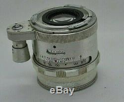 BOITIER ALPA ALNEA Mod 7 1952 avec SCHNEIDER Alpa -XENON 50 mm F/1.9 NO LEICA