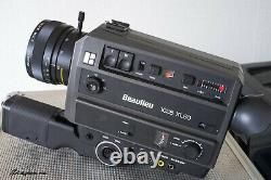 Beaulieu 1028 XL60 Super 8 Camera