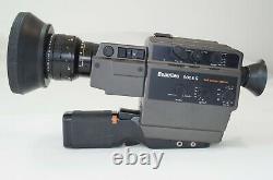 Beaulieu 6008S Schneider-Kreuznach Optivaron 1.4/6-70+UV filter, lens Hood & Cap