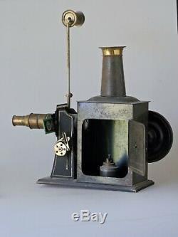 Belle Lanterne de projection pour film et vues fixes