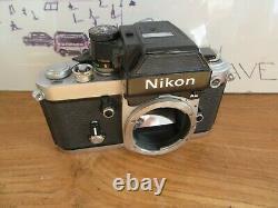 Boitier Nikon F2 AS Photomic