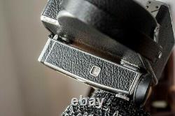 Bolex H16 / case / accessories