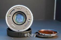 Bronica zenzanon 150mm f3,5 etr, etrs, etrsi comme neuf excellent pour portrait