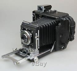 Busch Pressman mit Kodak Ektar 4,5/101mm #ESII509 jc015