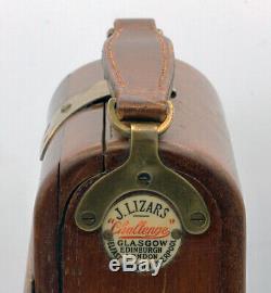 CHALLENGE CAMERA J Lizars Glasgow Ecosse Angleterre Vers 1905 Images 9 x 12 cm