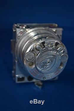 COMPASS 11 SWISS CAMERA BY LECOULTRE CO WITH 2-FILMS & INSTRUCTIONS RARE ITEM