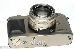 CONTAX G1 MIT CARL ZEISS PLANAR 2,0/ 45 mm T