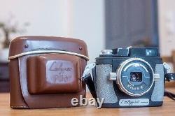 Calypso Phot + rare original leather case