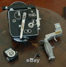 Camera 16mm Paillard Bolex h16