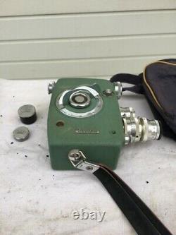 Caméra 8mm BEAULIEU T8 Président 1954