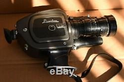 Caméra Beaulieu 4008 ZM 2 avec objectif zoom Angénieux 8x64 type 8x8 + sacoche