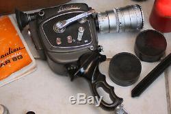 Camera Beaulieu Lot De Cameras + 1 Paillard Bolex, Avec Accessoires