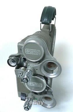 Camera Eumig C 16 R Vintage 16mm Circa 1960 Austria
