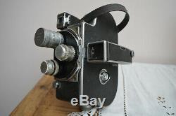 Caméra Paillard-Bolex H8
