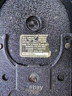 Caméra Vintage 16 MM Keystone Criterion A-9 Version Luxe, USA Boston, Fonctionne