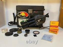 Camera beaulieu 4008 ZM 4 Super 8 Beaulieu 4008 ZM 4 comme neuf
