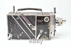 Camera cinema 16mm Cine Kodak Special camera avec 2 objectifs