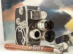 Camera paillard bolex D8L splendide